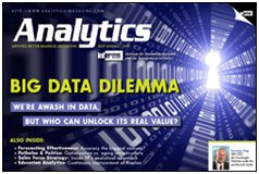 Analytics: Big Data Dilemma