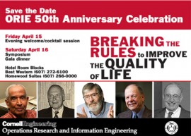 Flyer: Breaking the Rules to Improve the Quality of Life